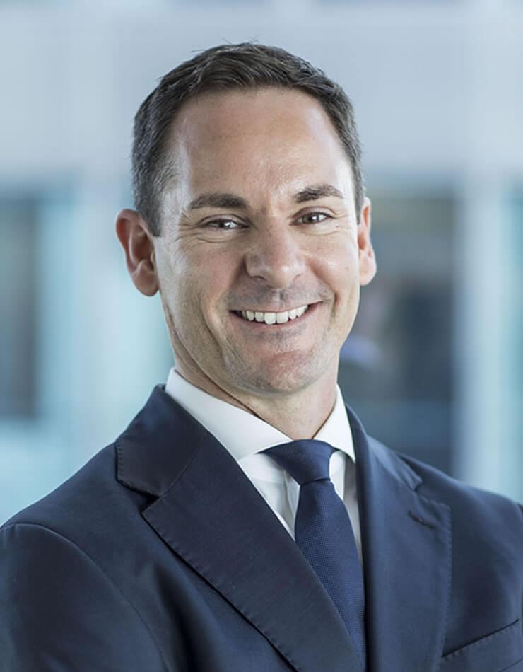 Daniel Nicholas- Client Portfolio Manager- Headshot