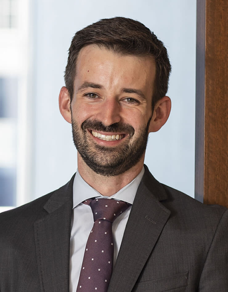 Justin Hance- Partner Portfolio Manager and Director of International research- Headshot