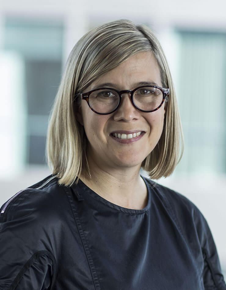 Katie Gerdes- Managing Director Marketing & Client Relations- Headshot