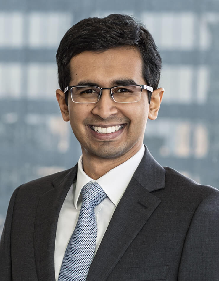 Mahesh Rupanagudi- Investment Analyst- Headshot