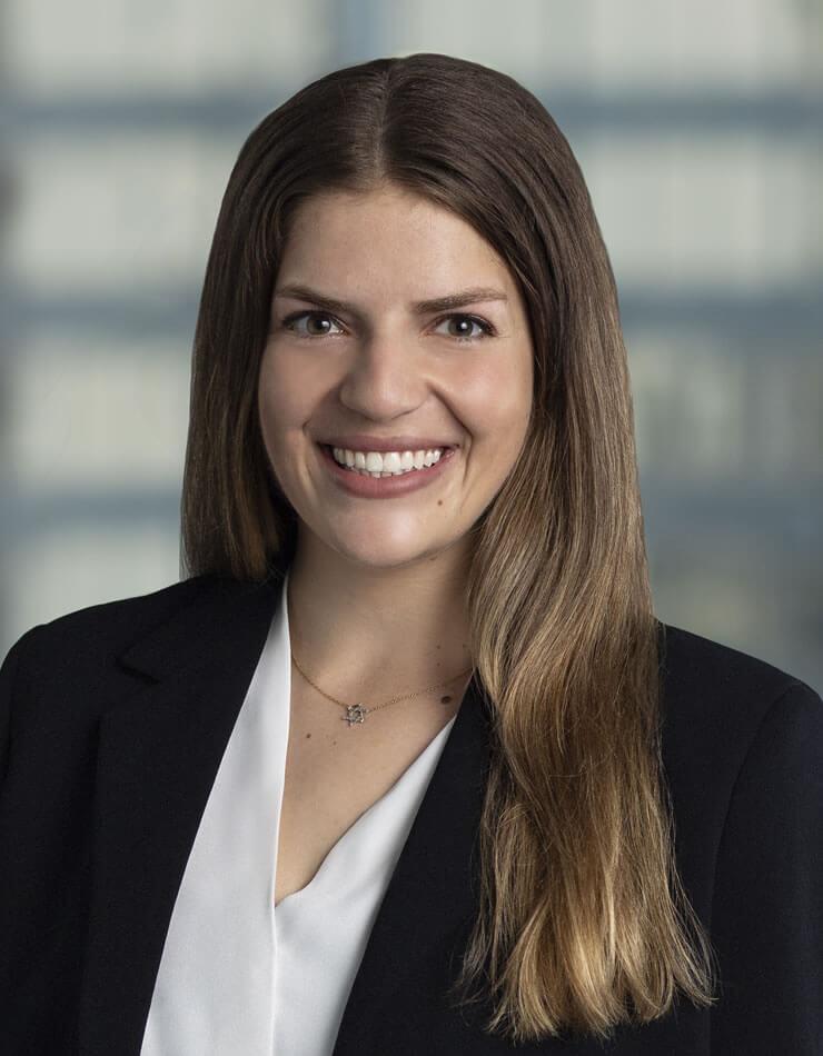 Emily Neumark portrait